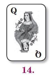 14-Дама